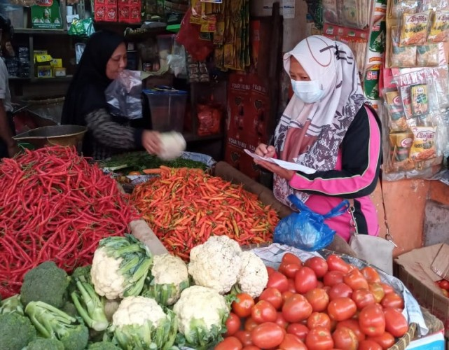 Harga Kedelai di Bandar Lampung Mulai Turun