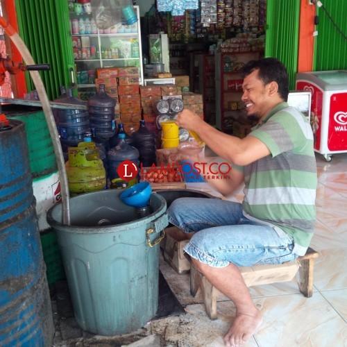 Harga Minyak Goreng Curah Turun, Tepung Tapioka Melejit di Lamsel