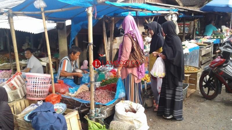 Harga Sejumlah Komoditas di Lampung Utara Mulai Turun
