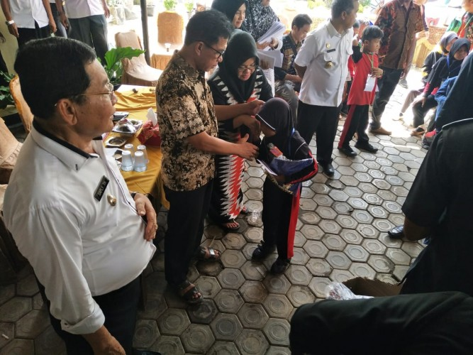 Hari Ini, 200 Anak Yatim Mesuji Berangkat Ke Taman Mini