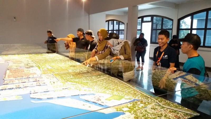 IPC Panjang Ajak Insan Pers Kenali Sejarah Maritim ke Museum Maritim