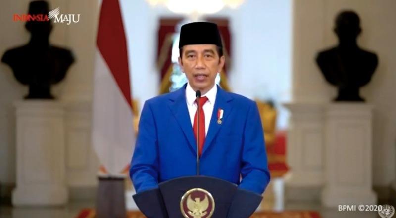 Hari Waisak, Jokowi: Ada Cahaya Sesudah Kegelapan