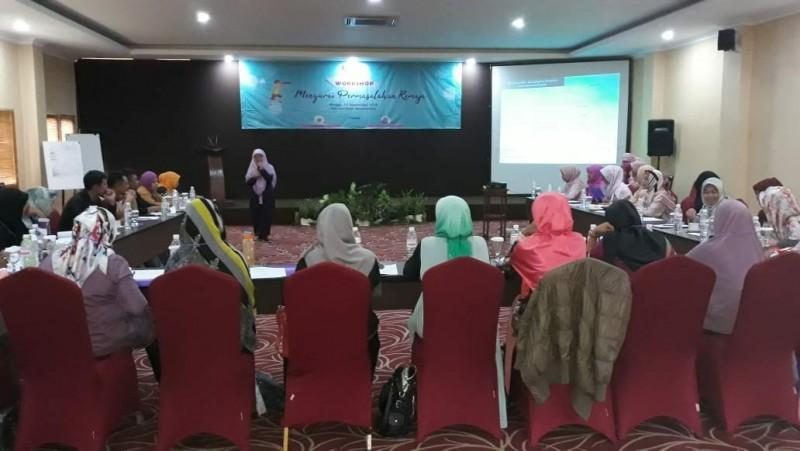 Harmoni Gelar Workshop Mengurai Permasalahan Remaja