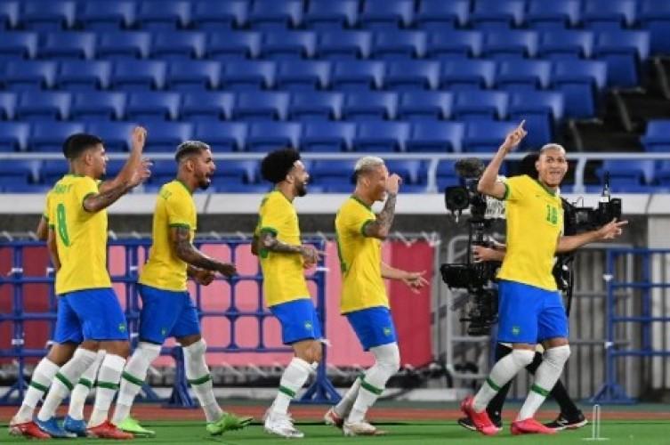 Hasil Lengkap Laga Perdana Cabor Sepak Bola Olimpiade Tokyo
