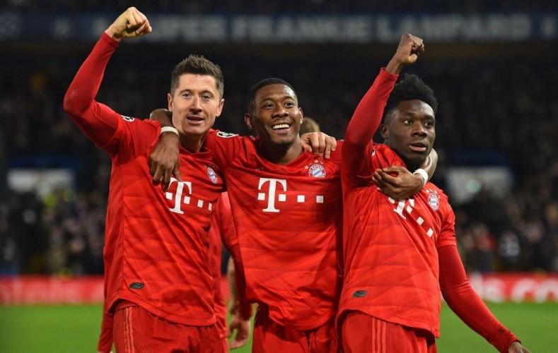 Hasil Lengkap Leg I Babak 16 Besar Liga Champions Semalam