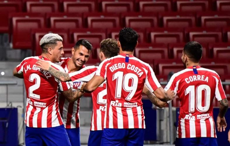 Hasil Lengkap Liga Top Eropa Semalam