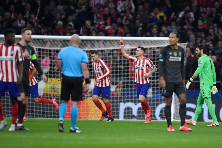Hasil Liga Champions: Atletico dan Dortmund Raih Kemenangan