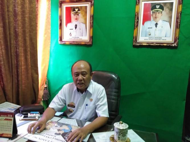 Monev DD 264 Desa di Lamtim Baru 60% Yang Laporkan SPJ
