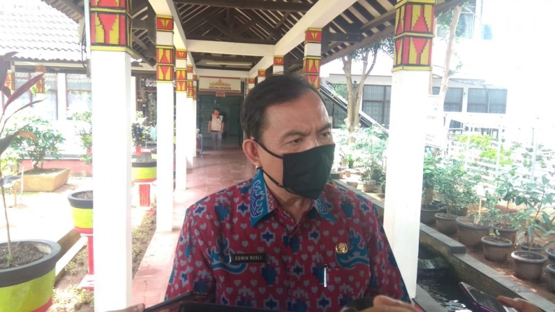 Hasil Tes Swab 18 Karyawan BRI Syariah Bandar Lampung Positif Covid-19