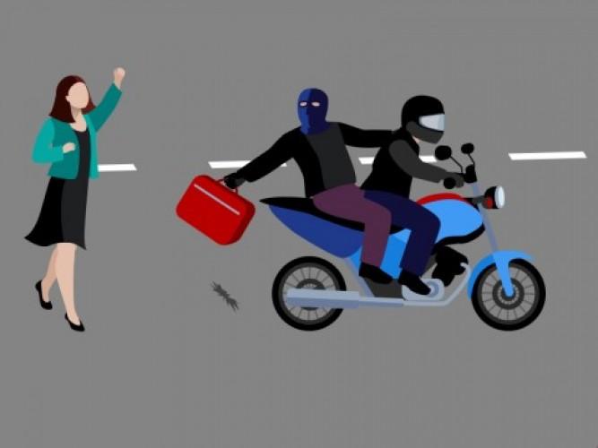 Hendak Menghadiri Pernikahan, IRT Jadi Korban Begal Motor di Lampura