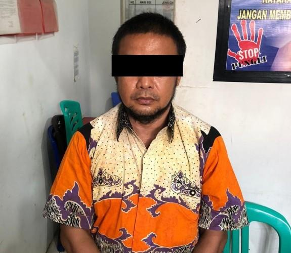 Hendak Tujah Atasan, Pegawai RSUD Ryacudu Kotabumi Ditahan