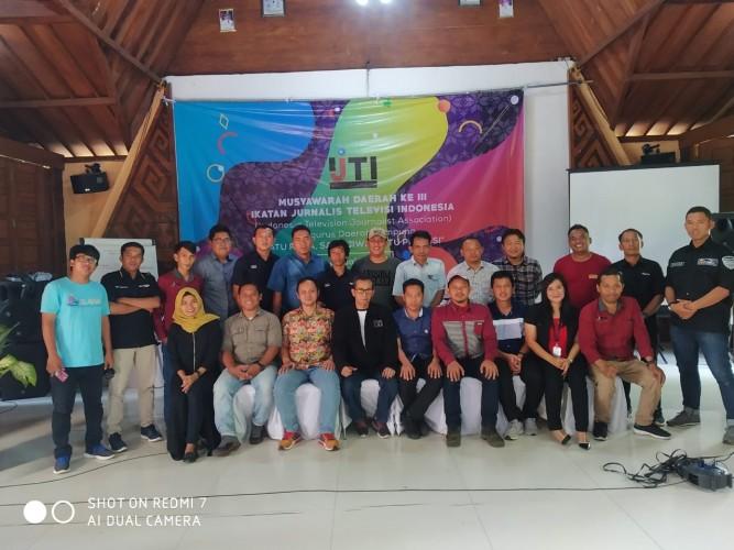 Hendri Yansah Pimpin Kepengurusan IJTI 2019-2022