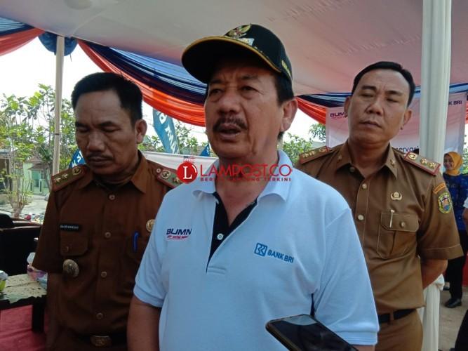Herman HN Dukung Program Peningkatan Ekonomi Daerah