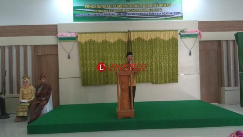 Herman HN Ingatkan Tentang Kejujuran dan Ikhlas dalam Bekerja