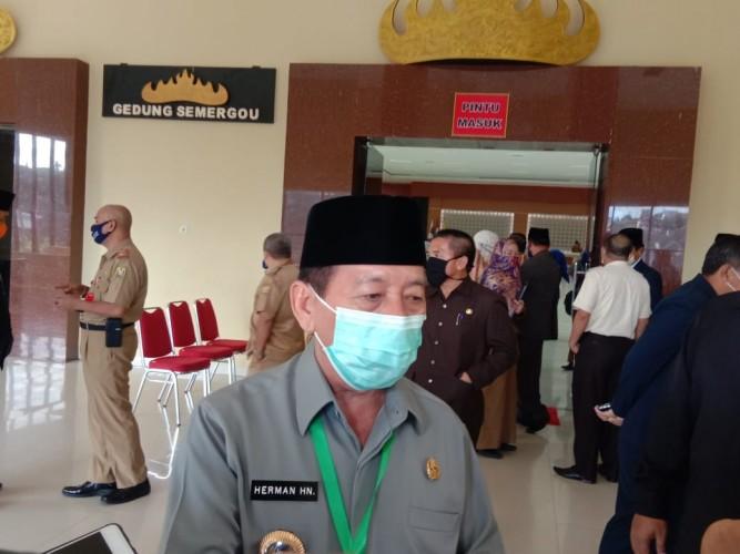 Herman HN Ingatkan Warga Taati Aturan Terkait Banjir