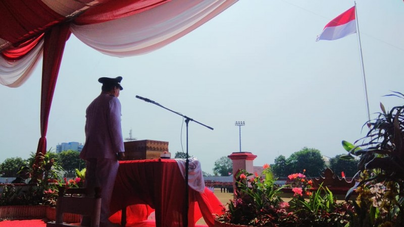 Herman HN : Isi Kemerdekaan dengan Pembangunan dan Kebersamaan