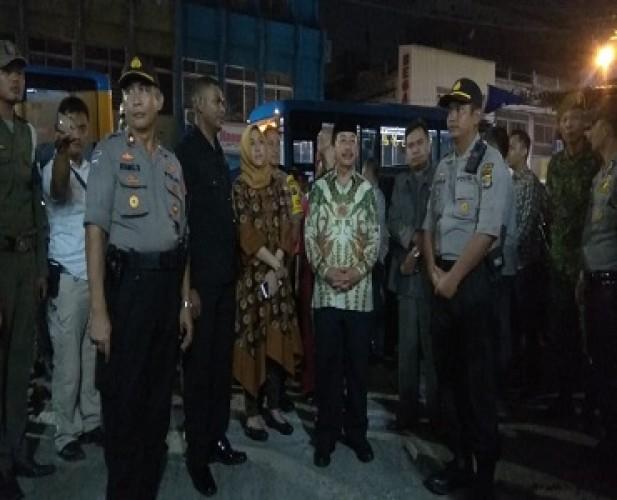 Herman HN Kunjungi Empat Gereja