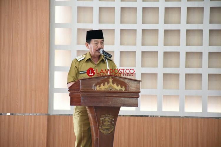 Herman HN Paparkan Program Unggulan di Hadapan Komisi II DPR