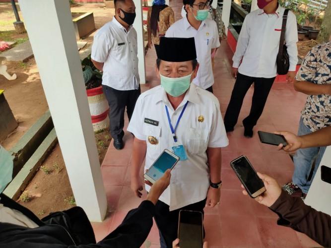 Herman HN Sumbangkan Dana Pribadi untuk Tangani Covid-19