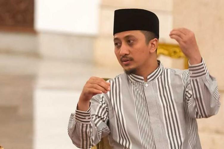 [Hoaks] Yusuf Mansur Minta Alumni 212 Tobat