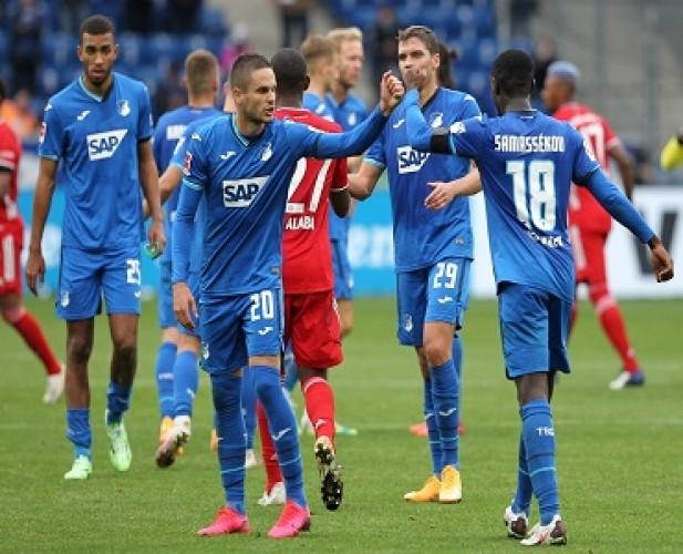 Hoffenheim Hantam Bayern Muenchen dengan Skor Telak