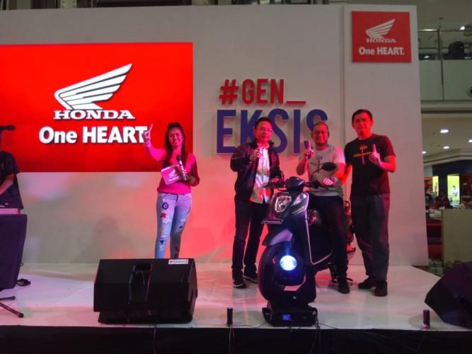 Honda Genio Usung Tiga Konsep Anyar