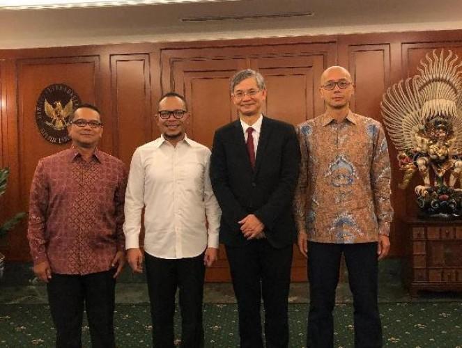 Hong Kong-Indonesia Komitmen Lindungi Tenaga Kerja