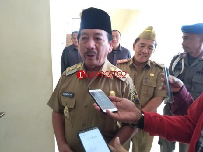 Hore, Babin, RT dan Kepala Lingkungan se- Bandar Lampung Terima Insentif