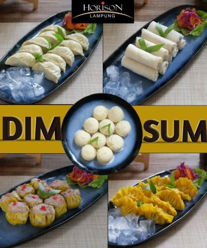 Hotel Horison Tawarkan Menu Buka Puasa Dim Sum Frozen Food