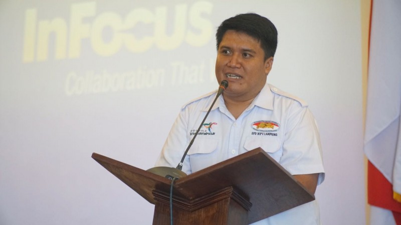 HPI Dukung Pusat Oleh-oleh Lampung Sambut Festival Krakatau 2018