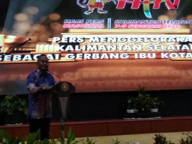 HPN 2020 Sukses Digelar di Banjarmasin