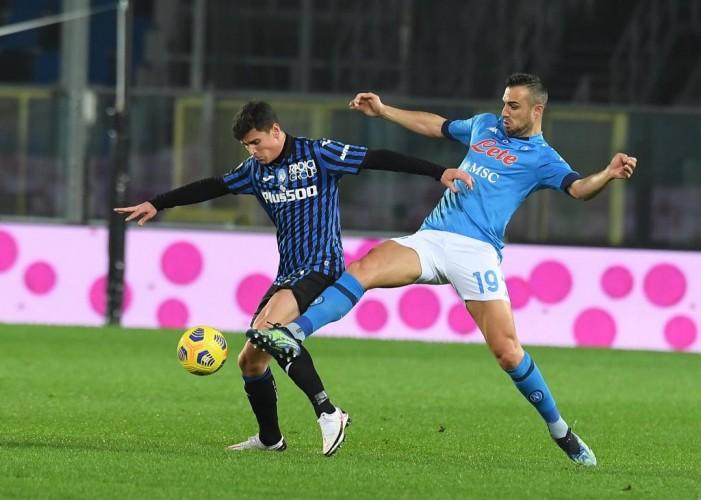 Hujan Gol Warnai Kemenangan Atalanta atas Napoli