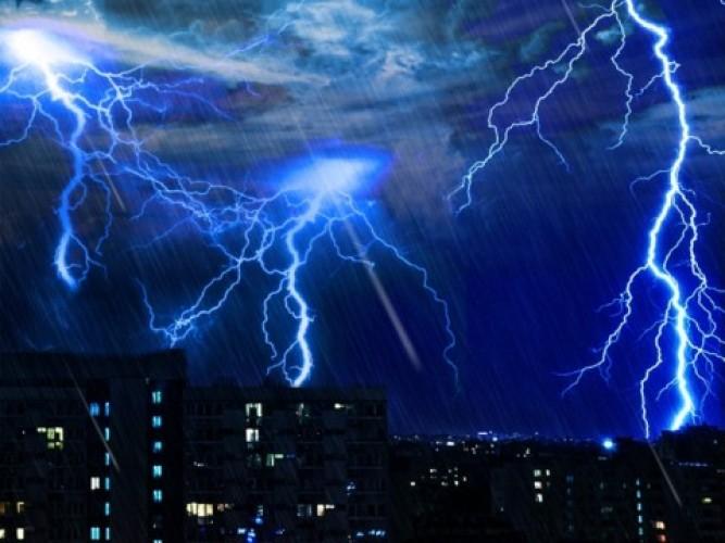 Hujan Lebat Disertai Angin dan Petir Diprediksi Landa Lampung