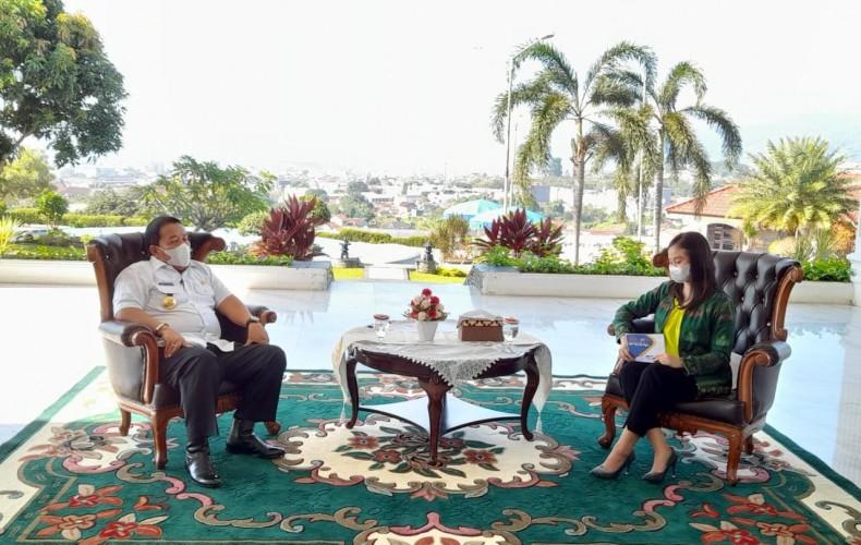 HUT Ke-57 Lampung Jadi Momen Tingkatkan Kinerja