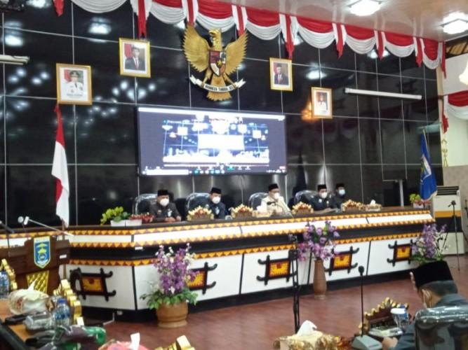 HUT Lampung, Ketua DPRD Metro Ajak Warga Dukung Program Lampung Berjaya