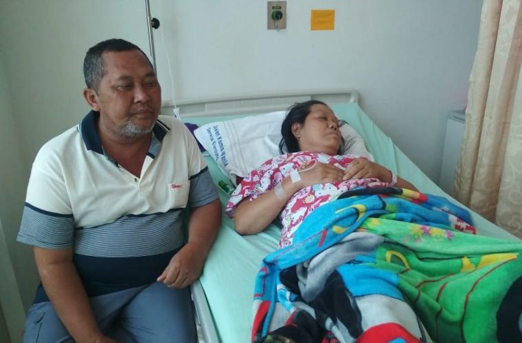 <i>Derita Keluarga Miskin di Tanjungsenang Luput dari Perhatian Pemerintah</i>