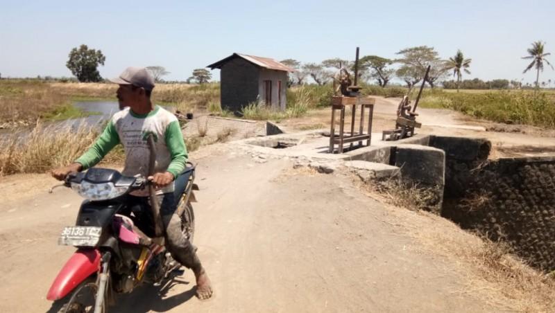 <i>Kecemasan Petani Kala Banjir Musim Rendeng</i>