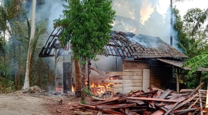 <i>Kemarau berlalu, Kebakaran di Lamsel Belum Usai</i>