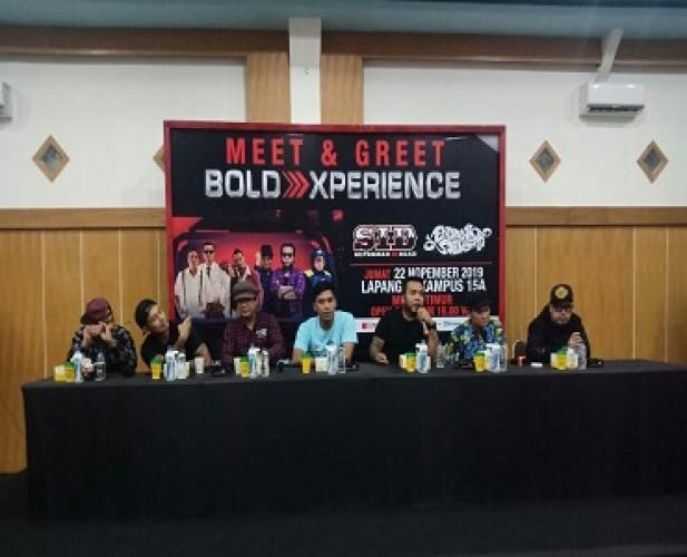 <i>Meet andGreet</i> SID dan Endang Soekamti Meriah