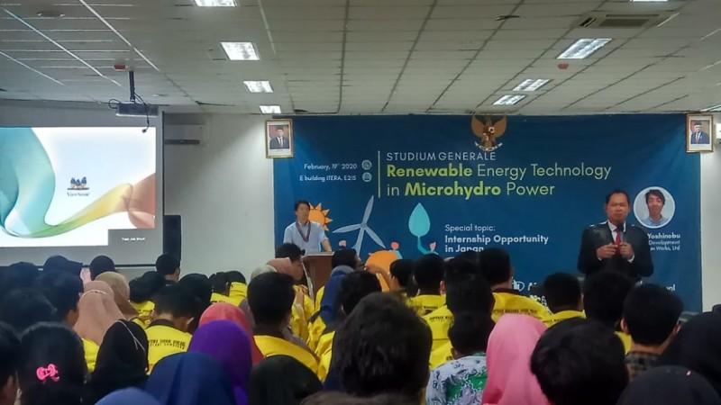 <i>Microhydro Power</i> Pembangkit Listrik Alternatif di Sumatera