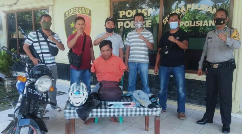 <i>Ngaku</i> Polisi, Warga Gunungagung Rampas Uang Rp1 Juta