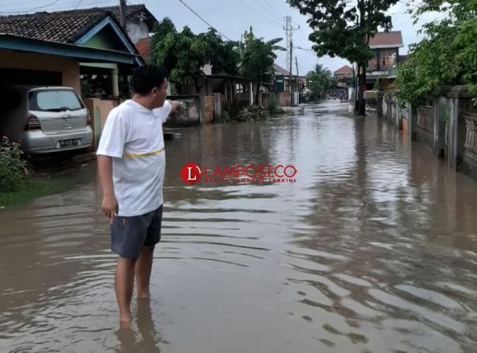 <i>Pak Wali Tolong Kami Kebanjiran</i>