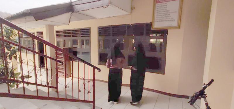 <i>SMP PGRI 3 tanpa Siswa Sejak 2017</i>