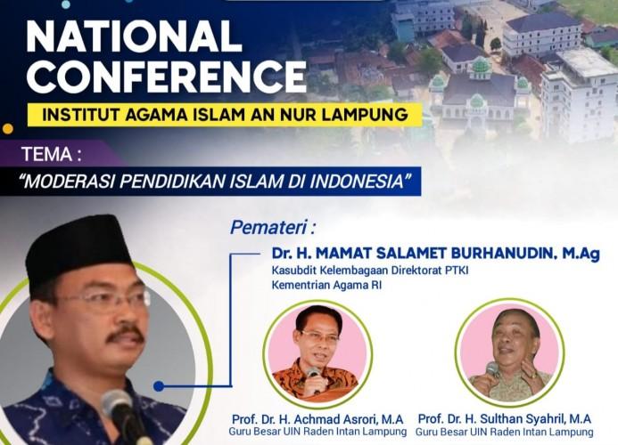 IAI Annur Bahas Moderasi Pendidikan Islam