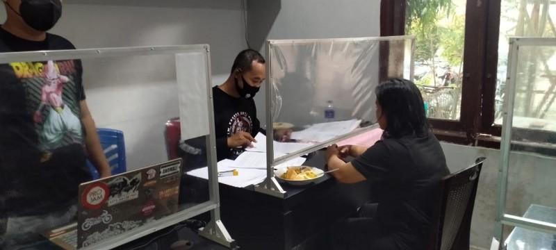 Ibu Rumah Tangga Penipu Jual Beli Buah di Kotabumi Ditangkap