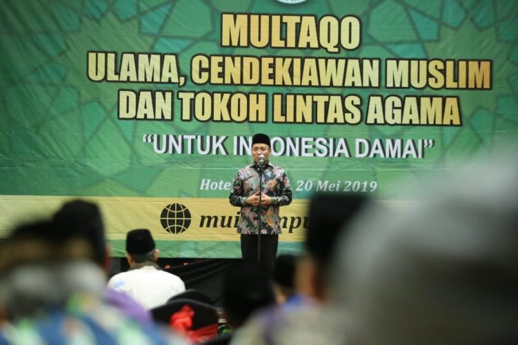 ICMI Lampung Ajak Tanamkan Bhinneka Tunggal Ika
