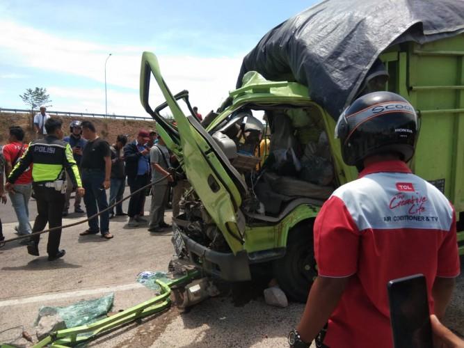 3 Korban Kecelakaan Maut di BakauheniWarga Palembang
