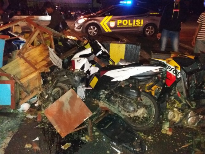 Identitas Korban Tewas Kecelakaan di Pelabuhan Bakauheni