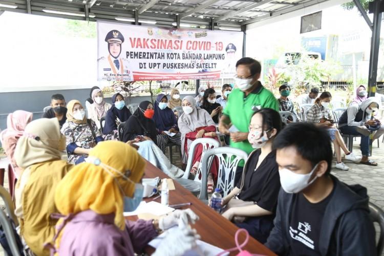 IDI Sarankan Sentra Vaksinasi di Lampung Diperluas