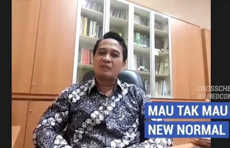 IDI: Tidak Ada Alasan Tak Siap <i>New Normal</i>